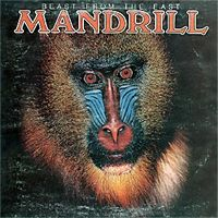 Beast From The East by MANDRILL album cover