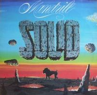Mandrill - Solid CD (album) cover
