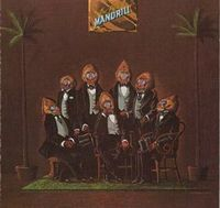 The Best Of Mandrill by MANDRILL album cover