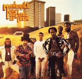 Mandrill Just Outside Of Town album cover
