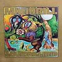 Mandrill - Mandrilland CD (album) cover
