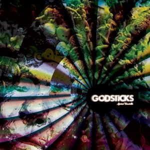 Godsticks - Spiral Vendetta CD (album) cover