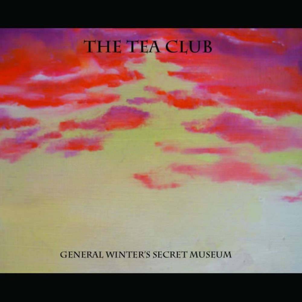 The Tea Club - General Winter's Secret Museum CD (album) cover
