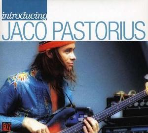 Jaco Pastorius Introducing Jaco Pastorius album cover