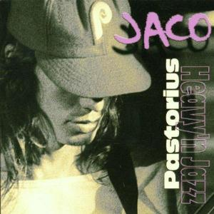 Jaco Pastorius Heavy 'n Jazz album cover