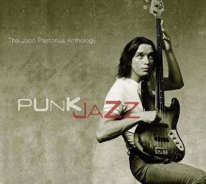 Jaco Pastorius - Punk jazz  CD (album) cover