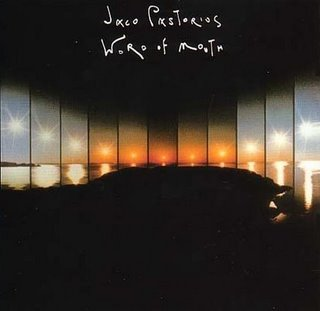 jaco pastorius word of mouth 1981