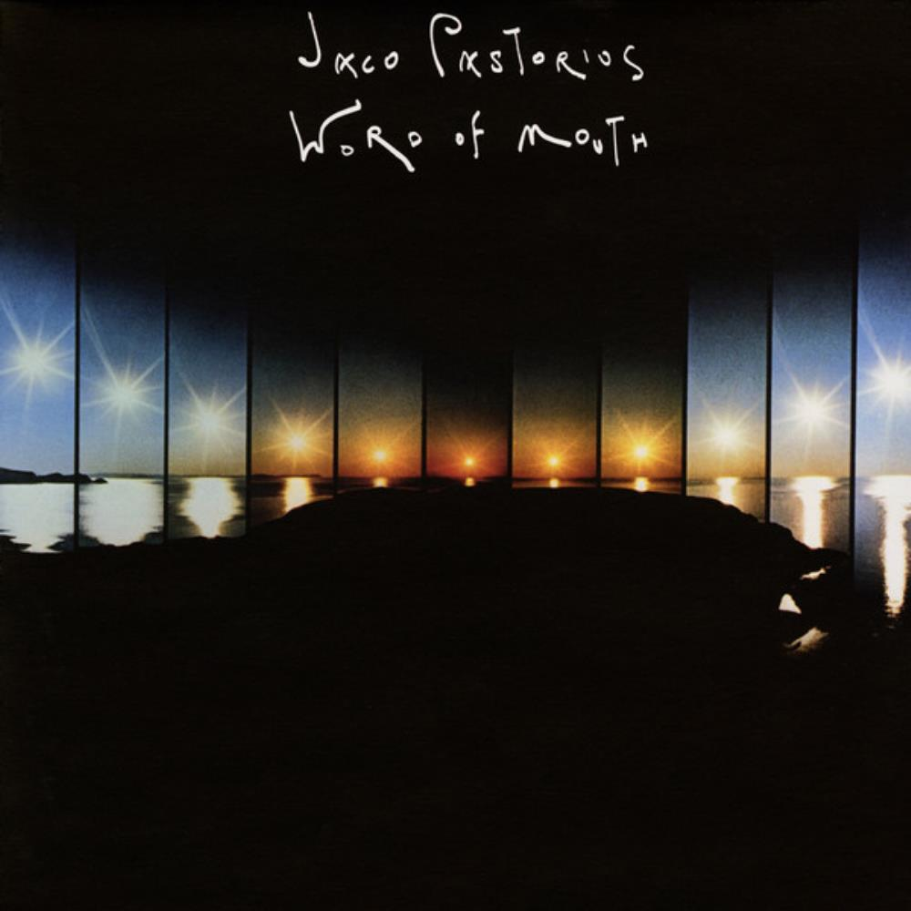 Jaco Pastorius - Word Of Mouth CD (album) cover