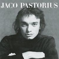 Jaco Pastorius by PASTORIUS, JACO album cover