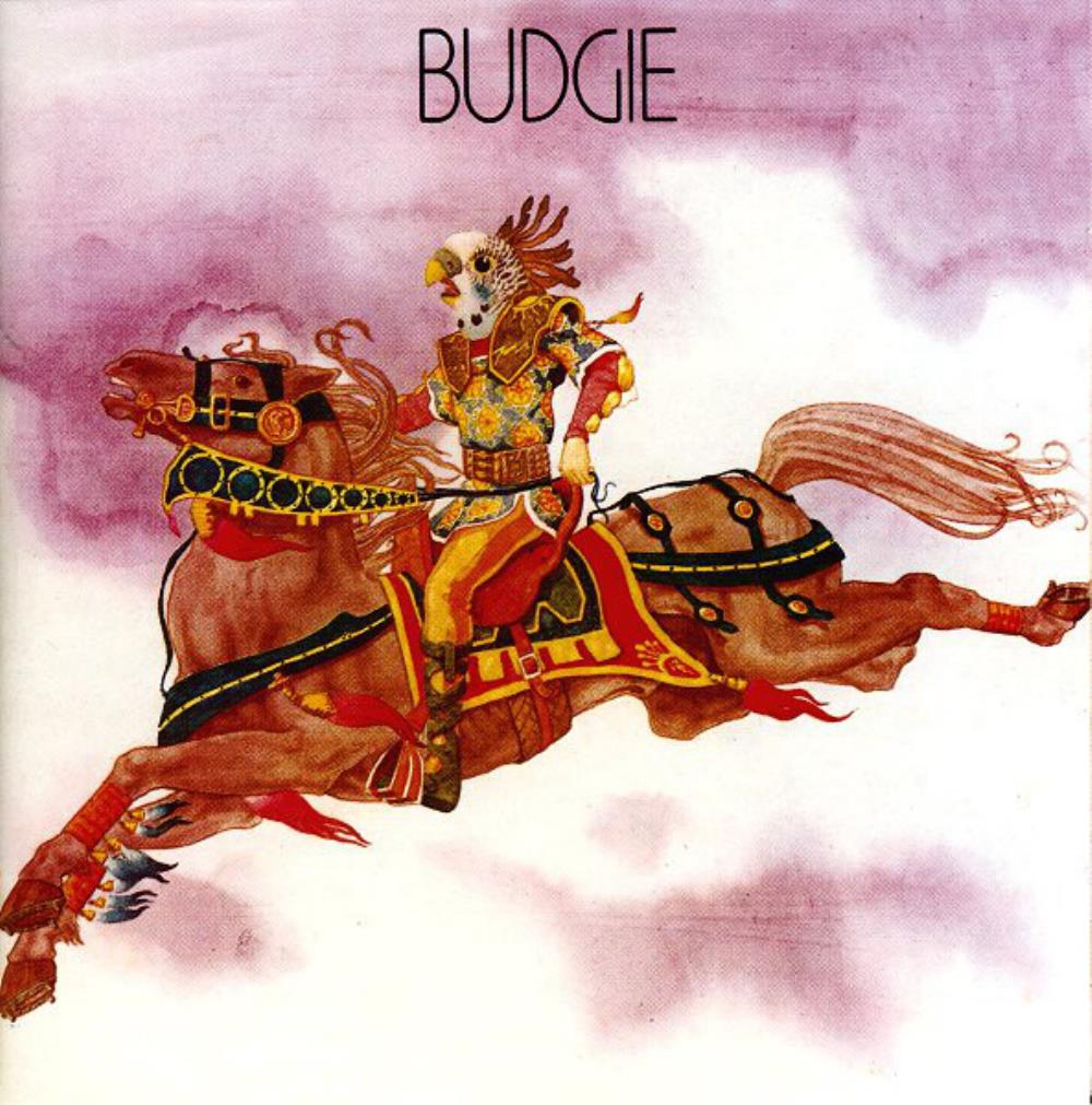 Budgie by BUDGIE album cover