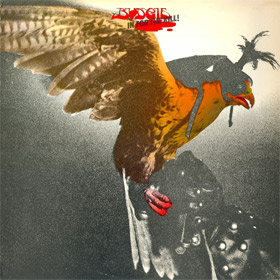 Budgie - In For The Kill! CD (album) cover