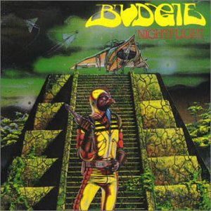 Budgie - NightFlight CD (album) cover