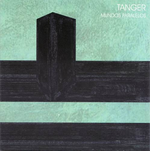 T�nger - Mundos Paralelos CD (album) cover