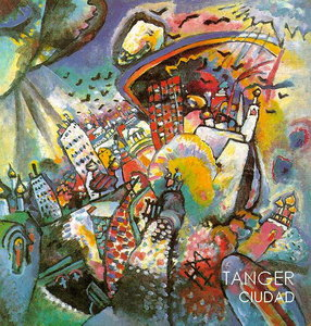 Ciudad by T�NGER album cover