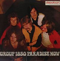 Paradise Now by GROUP 1850 album cover