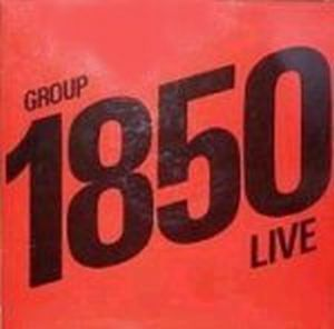Live by GROUP 1850 album cover