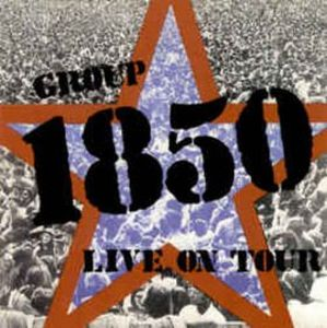 Group 1850 Live On Tour album cover