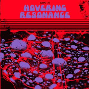 Hovering Resonance by EXPO 70 album cover