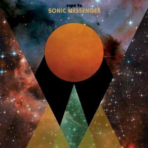 Expo 70 - Sonic Messenger CD (album) cover