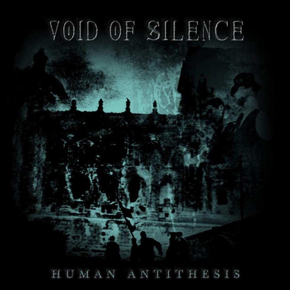 Void Of Silence Human Antithesis album cover