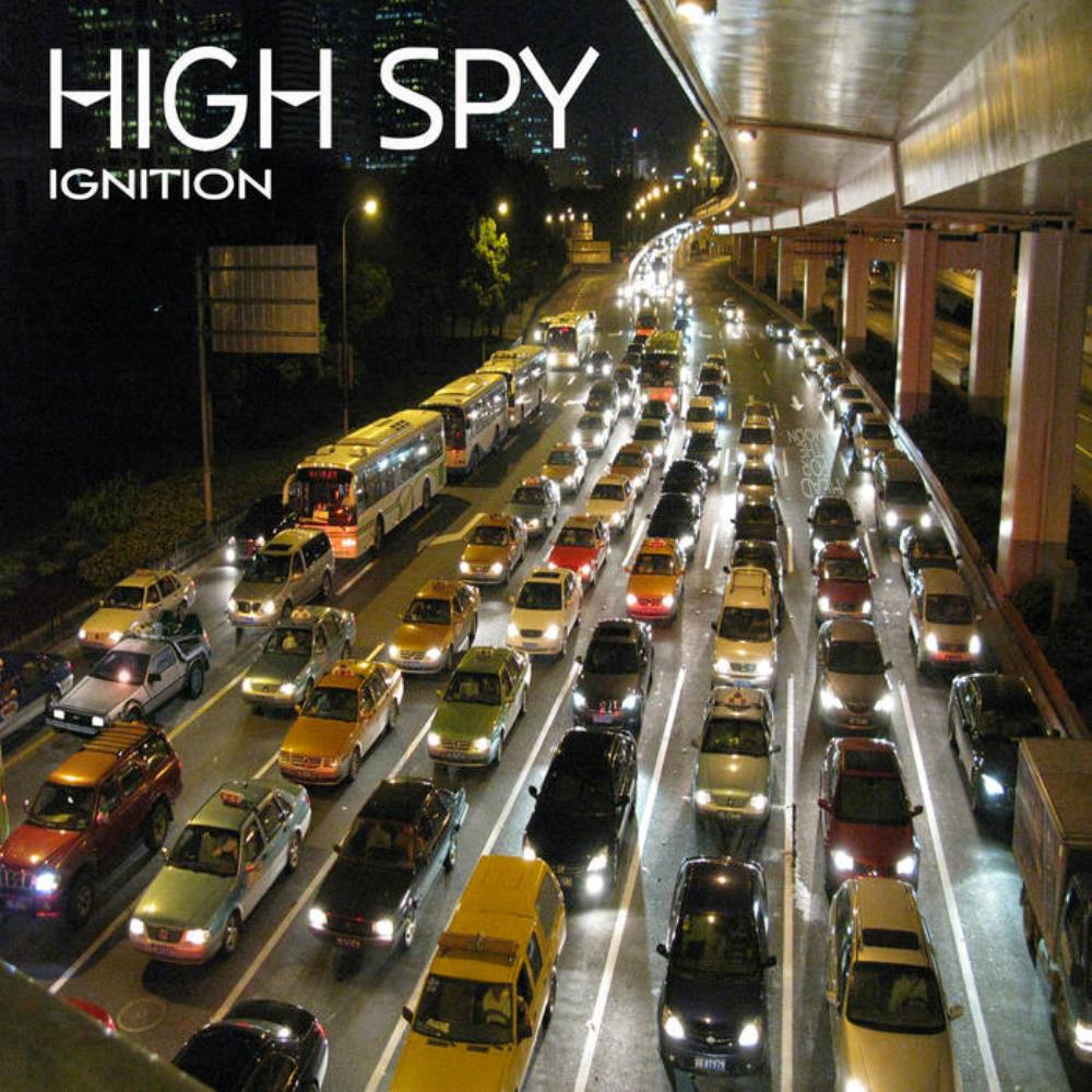 Ignition by HIGH SPY album cover