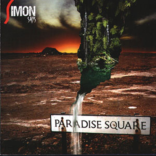 Simon Says - Paradise Square CD (album) cover