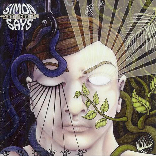 Simon Says - Tardigrade CD (album) cover