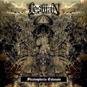 Stratospheria Cubensis by LESBIAN album cover