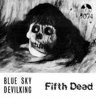 Blue Sky DevilKing by FIFTH DEAD album cover