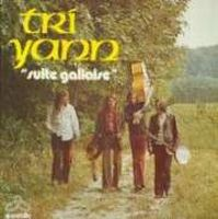 Tri Yann Suite Gallaise album cover