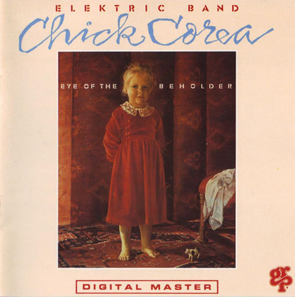 Eye Of The Beholder by COREA ELEKTRIC BAND, CHICK album cover