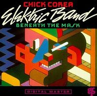 Chick Corea Elektric Band Beneath the Mask album cover