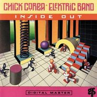 Inside Out by COREA ELEKTRIC BAND, CHICK album cover