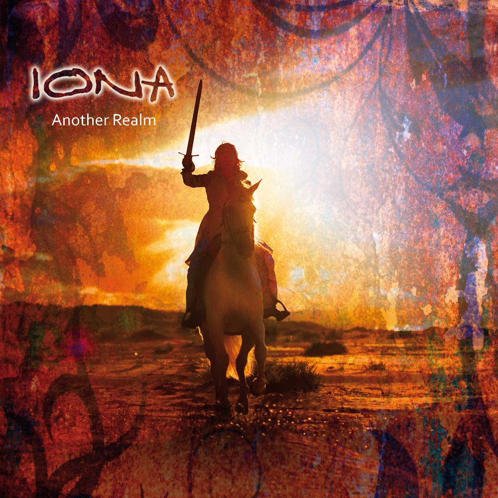 Another Realm by IONA album cover