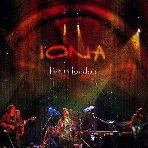 Iona Live In London album cover