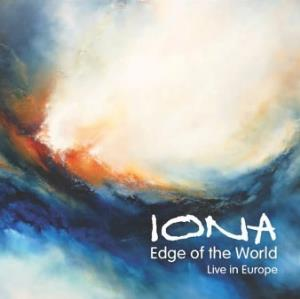 Iona Edge of the World / Live in Europe album cover