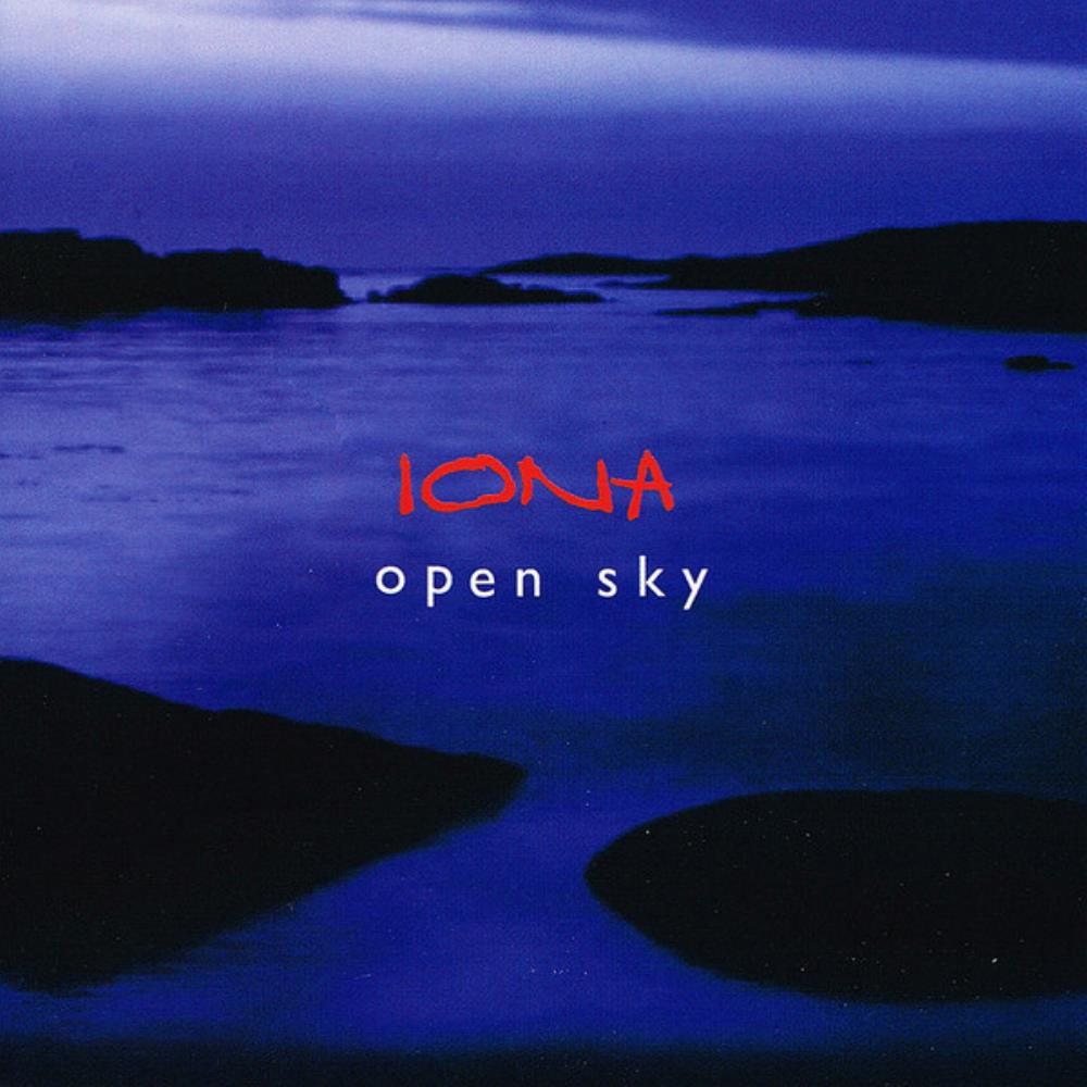 Iona - Open Sky CD (album) cover