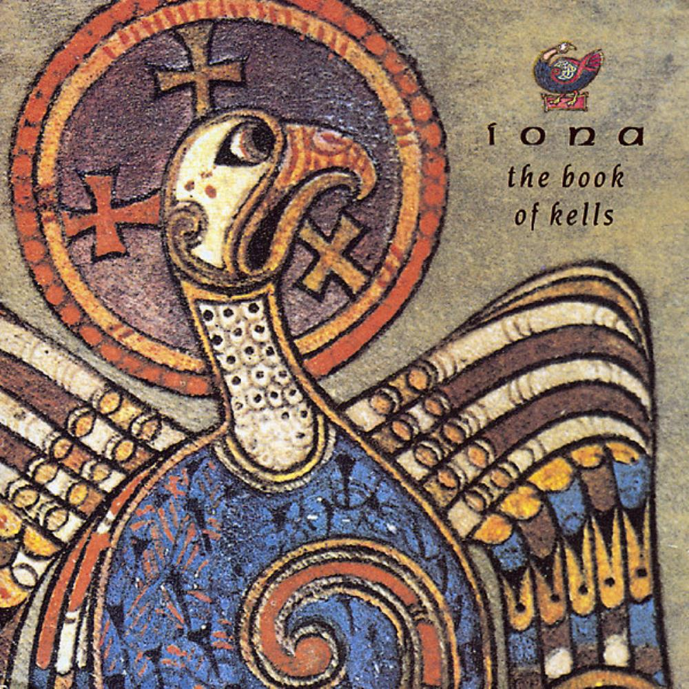 Iona - The Book Of Kells CD (album) cover