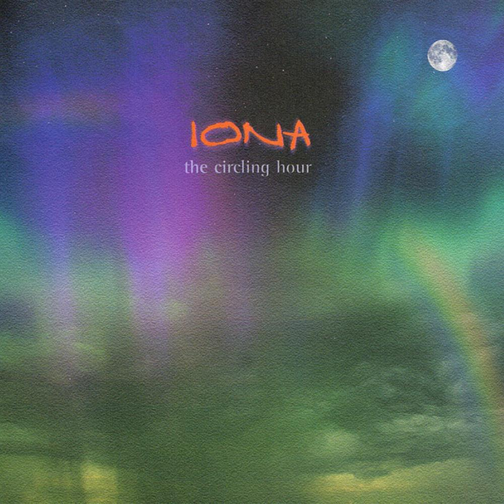 The Circling Hour by IONA album cover