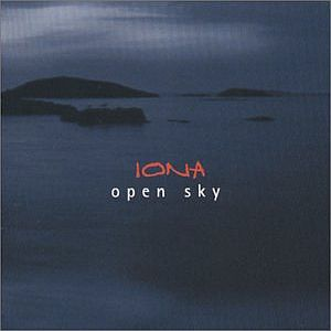 Iona Open Sky  album cover