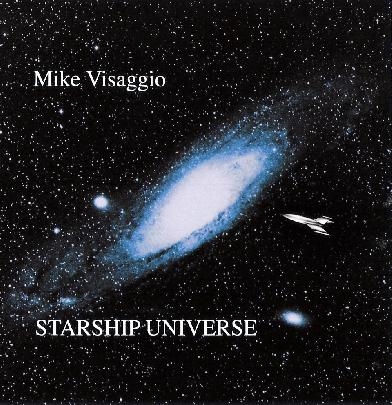 Mike Visaggio Starship Universe album cover
