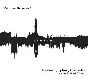 Fabrizio De André Sogno n°1 (with London Symphony Orchestra) album cover