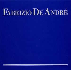 Fabrizio De André Fabrizio De André [The blue anthology] album cover