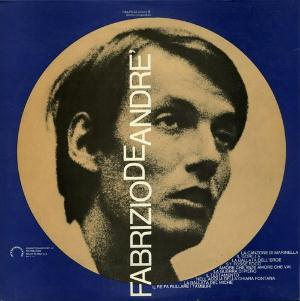 Fabrizio De Andr� Volume 3 album cover