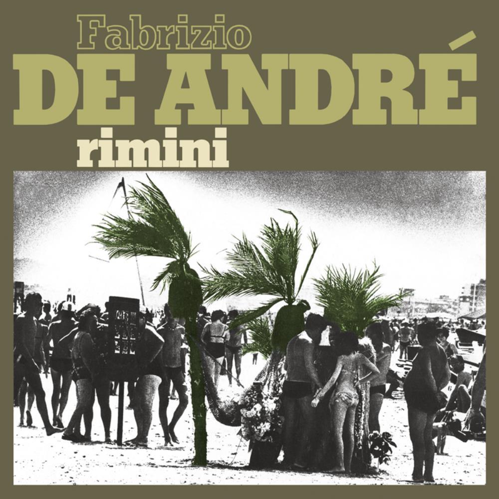 Rimini by DE ANDRÉ, FABRIZIO album cover