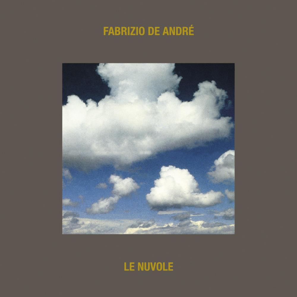 Le Nuvole by DE ANDRÉ, FABRIZIO album cover