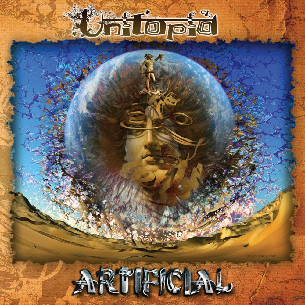 Unitopia Artificial album cover