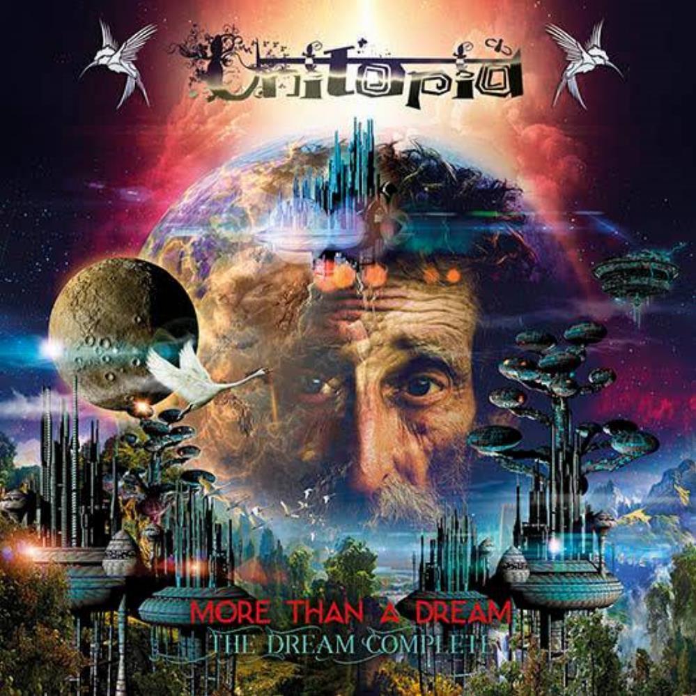 More Than A Dream - The Dream Complete by UNITOPIA album cover
