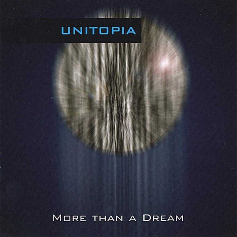 More Than A Dream by UNITOPIA album cover