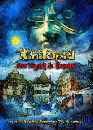 Unitopia One Night In Europe album cover